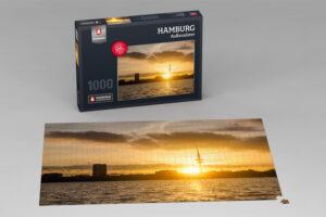 Hamburg Puzzle Außenalster
