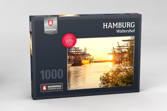 Hamburg-Puzzle-Waltershof