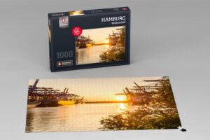 Hamburg Puzzle Waltershof