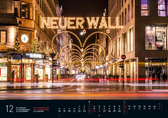 Hamburg Kalender 2017 Dezember