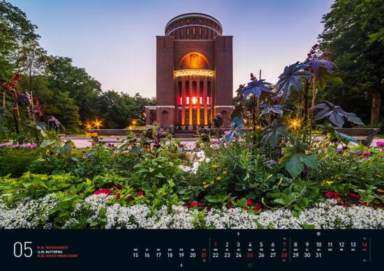 Hamburg Kalender 2017 Mai