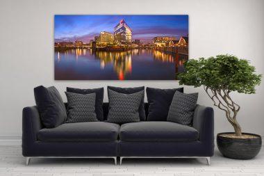 Hamburg Panorama Bilder