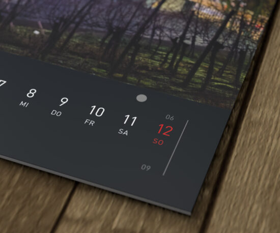 Hamburg Kalender Mondphasen