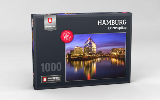 Hamburg Puzzle Ericusspitze