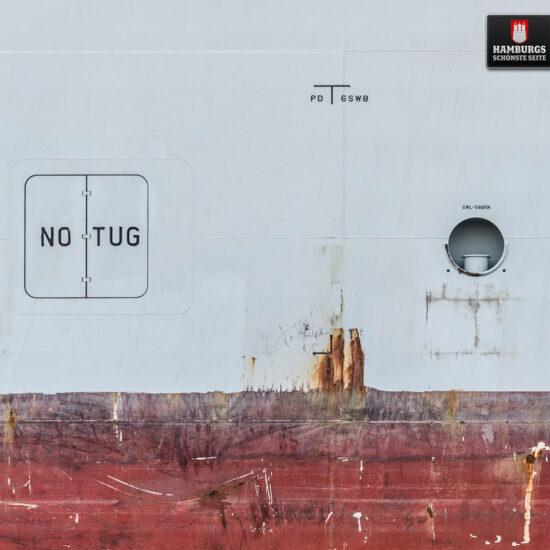 Hamburg Schiffswand auf Holz