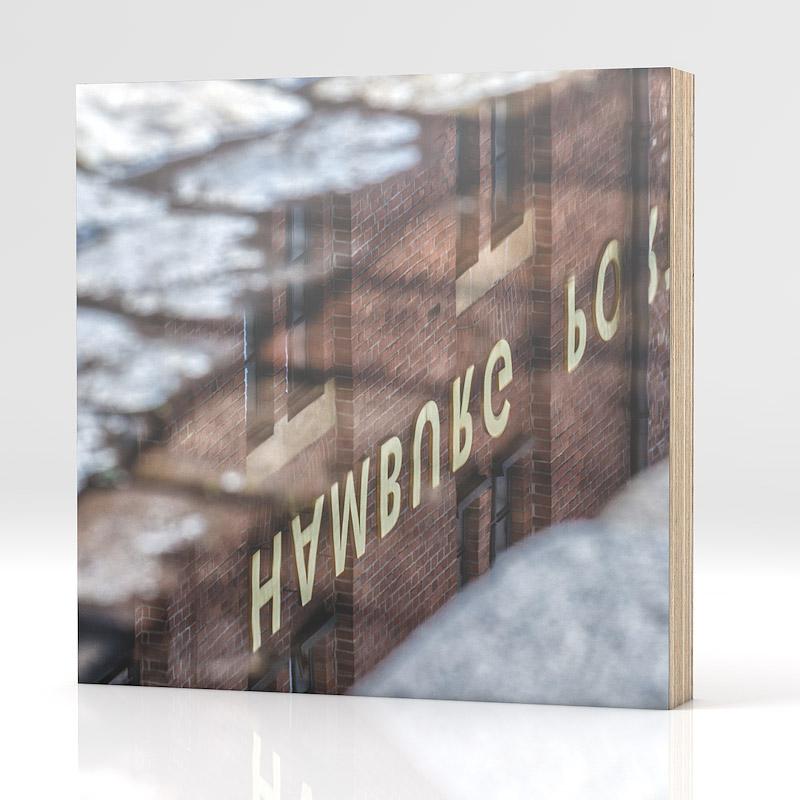 hamburg spiegelung auf holz. Black Bedroom Furniture Sets. Home Design Ideas