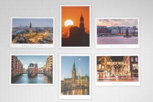 Hamburg Gruß- und Weihnachtskarten