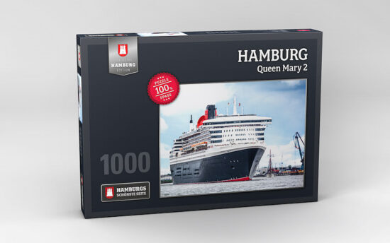 Hamburg Puzzle Queen Mary2