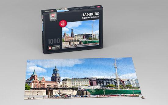 Hamburg Puzzle Rickmer Rickmers