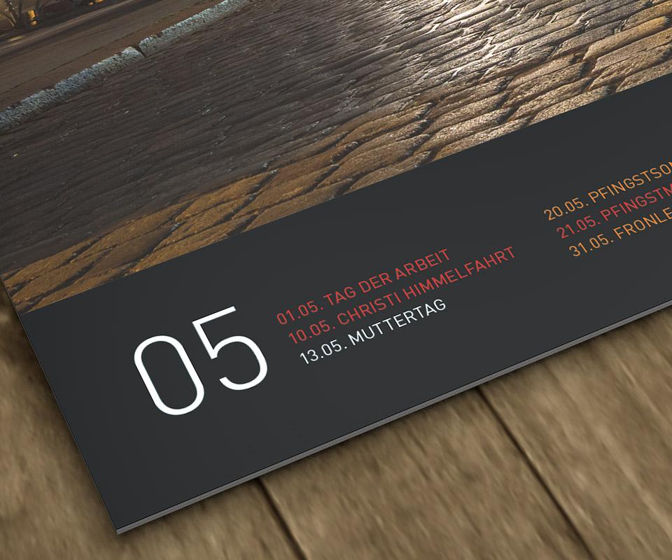 Bildkalender Details