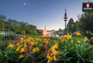 Wasserlichtkonzert Planten un Blomen Hamburg