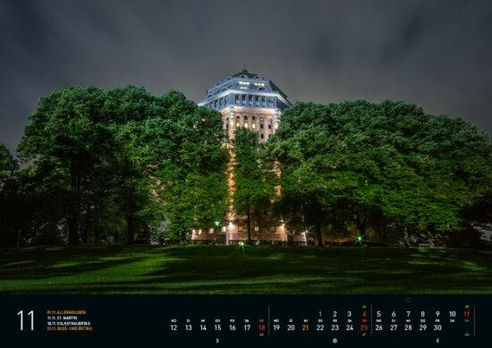 November – Hamburg Kalender 2018
