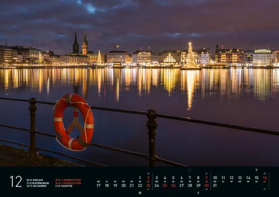 Dezember – Hamburg Kalender 2018