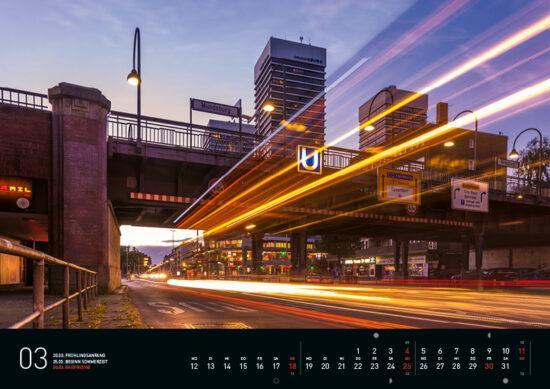 März – Hamburg Kalender 2018