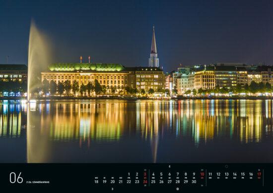 Juni – Hamburg Kalender 2018