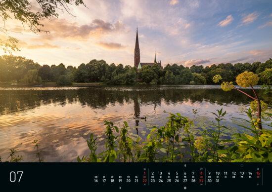 Juli – Hamburg Kalender 2018