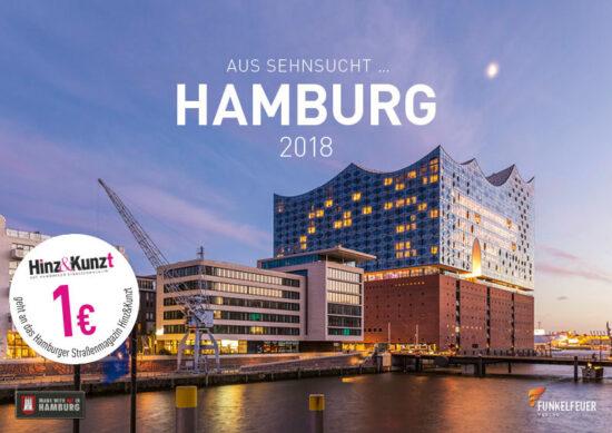 Titelblatt – Hamburg Kalender 2018