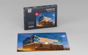 Hamburg Puzzle Elbphilharmonie 500 Teile