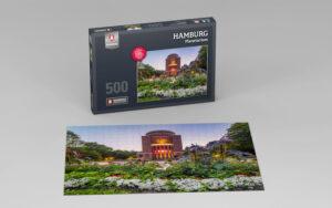 Hamburg Puzzle Planetarium 500 Teile
