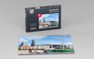 Hamburg Puzzle Rickmer Rickmers 500 Teile
