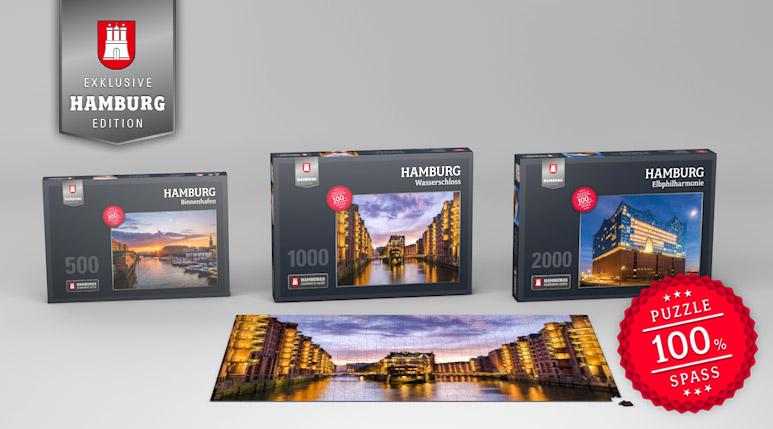 Hamburg Puzzles