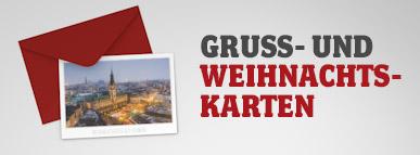 Hamburg Grußkarten und Weihnachtskarten