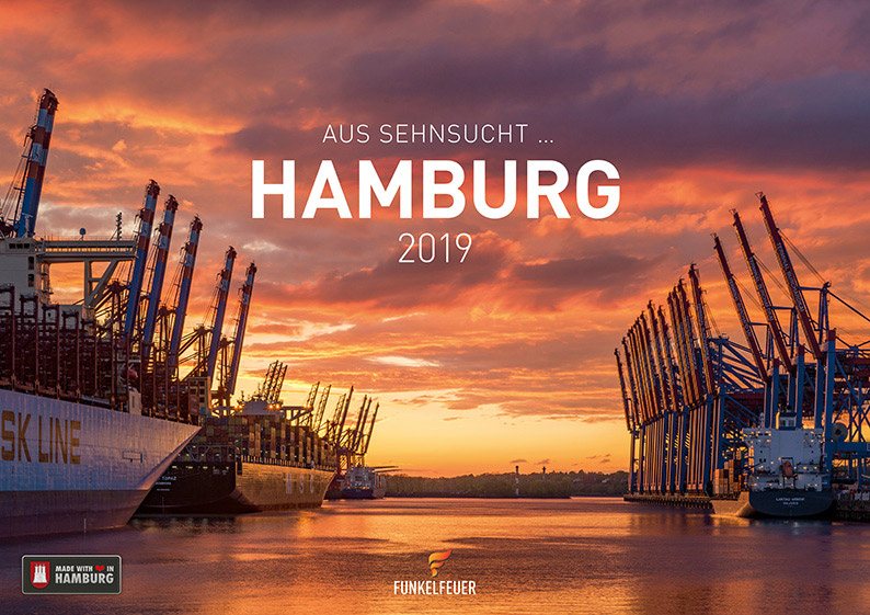 Hamburg Kalender 2019