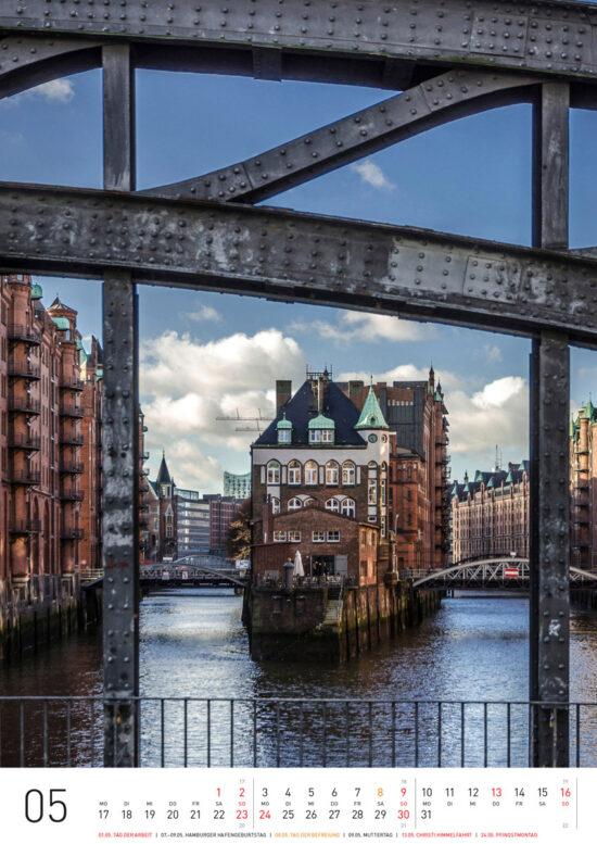 Hamburg Kalender 2021